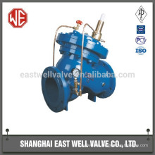 Qualified non-return valve