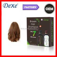 Hair Shampoo Brown Herbal ABE-888-1 CN;GUA EXW Negotiable Dexe Adults(men&women) Depend on Quantity 15 Years Experience