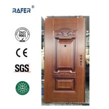 Nuevo diseño y puerta de acero de alta calidad (RA-S022)
