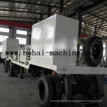 Arch Roof Roll Forming Machine (BH914-610)