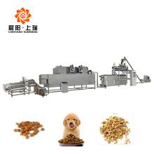 Dog Cat Food Extruder Pet Feed Pellet Machine