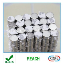 self adhesive double sided magnet