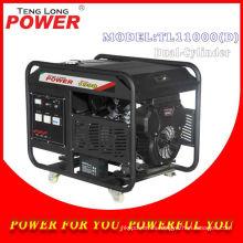 2v78 doble cilindro mano manivela generador para la venta