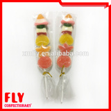 Kebab / Kabob Halal Gummy Lollipop Candy