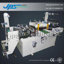 Electric Conductive Tape Die-Cutter with Punching+Sheeting Function