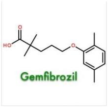 (Gemfibrozil) CAS: 25812-30-0 Gemfibrozil