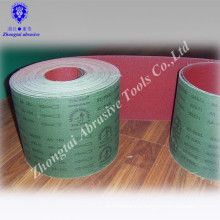 Green Soldier Brand 10cmx30m ALuminum Oxide Abrasive Emery Cloth roll