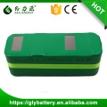 Rechargeable ni-mh sc2500mah battery 14.4v nimh sc vacuum cleaner battery