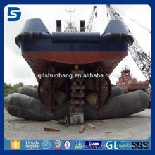 Exportação de balão de borracha para o estaleiro Batam