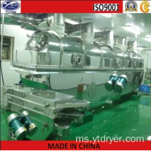 Sodium Silicate Vibrating Bed Dryer Cucian