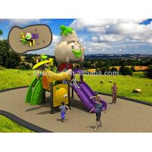 Jeux d'enfants Terrain de jeux extérieur Équipement de terrain de jeu LE.SG.016