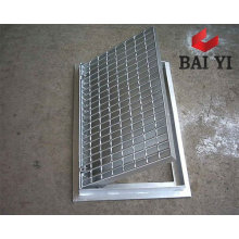Stainless Steel Strench Drain Grate
