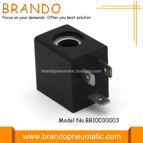 beverage machine solenoid valve