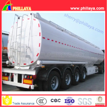 Semi Trailer Kraftstoff / Öl / Diesel / Wasser Transport Tanker