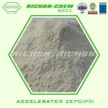 Uso del acelerador de goma en NR IR BR SBR NBR EPDM LÁTEX CAS NO 14634-93-6 PX ZEPC