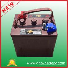 Batterie profonde inondée d'AGM de cycle de T105 6V 225ah pour le chariot de golf