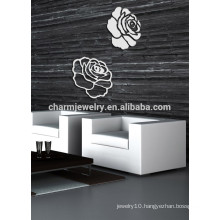 wholesale 3d wall sticker popular for girl wall sticker for livingroom QTS025