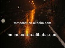 MMA Rainy Night acrylic latex paint for road marking