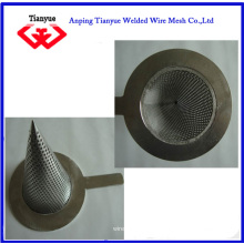 Ss 316 Kegel-Typ Metall-Mesh-Filter (TYB-0066)