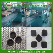 2014 Hot sale cubic hookah coconut shell charcoal making machine from professional manufacturer 008613253417552