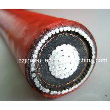 Câble d'alimentation isolé XLPE Câble haute tension