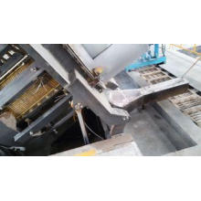 6T Coreless Induction Copper Smelting Furnace , Low Consump