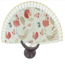 décorer vos propres ventilateurs papier, ventilateurs pliants en papier bon marché, ventilateur de papier