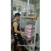 Máquina de empacotamento da caixa de papel ondulado do PE para venda