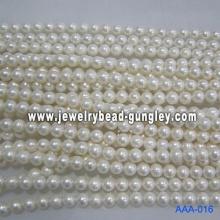 Perla de agua dulce AA grado 11.5-12mm