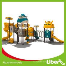 Équipement de jeux pour enfants en plein air Transformers LE-JG003