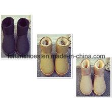 Mulheres Low-Tube quente botas de neve com preços baixos