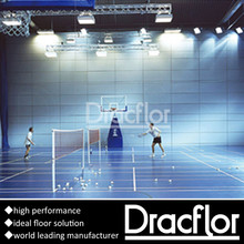 Professional PVC Sports Floor Badminton Flooring