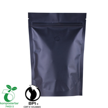 Recykling Standup Stand Up Plastic Coffee Bag