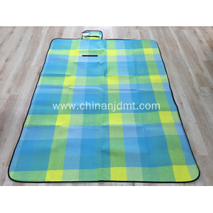 New Checker Pattern Picnic Mat
