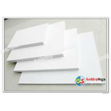 2015 Wholesale High Quality Solid Plastic PVC Foam Board for UV Printing, Furniture (Cabinet) , Construction