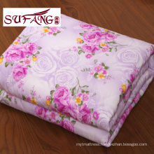 Factory Directly 100% cotton printed quilt cheap