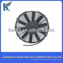 Ventilador de automóvil 24v y ventilador de 12 voltios