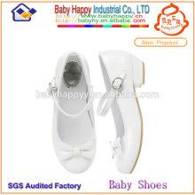 Bowknot flossy оптовая детская обувь