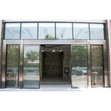 Modern design soundproof glass sliding door for hotel