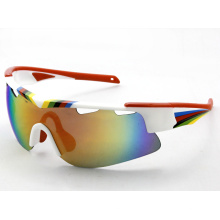 Fashion Designer UV400 Protected Promotion Goggle with Resin Lenses