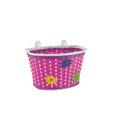 Flower Bicycle Front Basket for Kids Bike (HBK-168)