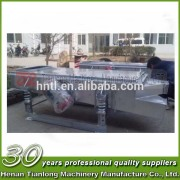 Plant Extract Bamboo Leaf Extract Linear Vibrating Screen Machine