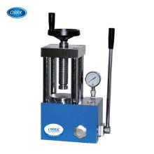 24T Lab Manual Hydraulic Pellet Press for Powder for FTIR XRF KBR, thin film