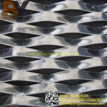 Edelstahl Aluminium erweiterte Metallplatte