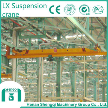 Lx Model Single Beam Suspension Bridge Crane 1 Ton