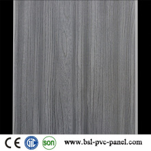 New Wood Design Flat Laminated PVC Wall Panel 25cm
