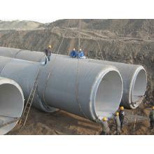 Обетонированные трубы трубопровода (Ду100-DN4000mm)