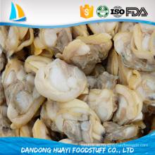 China gefrorenes Kissenbeutel gefrorenes gekochtes Baby Muschelfleisch mit natürlichem Saft