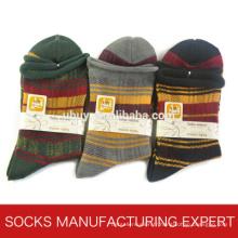 Chaussette de coton causale pour femmes (UBM1066)