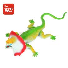 Mais popular tpr soft animal lizard engraçado presente muito barato brinquedos para crianças